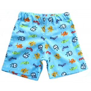 Boys Shorts with cute animals
