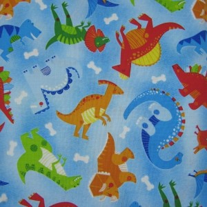 Dandy Dinos by Wilmington Prints