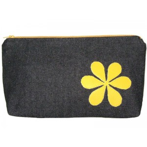 Pouch Flower Design