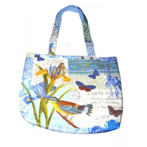 Tote Bag Carte Postal